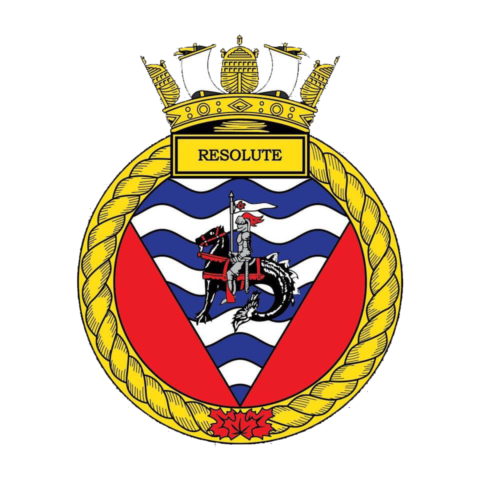 Navy League of Canada, Resolute